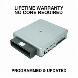 Engine Computer Programmed  Updated 2000 Mazda 626 Yu3f