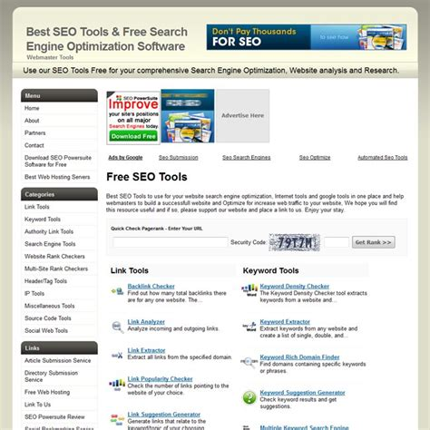 seo optimization checker search engine optimization tips free seo tools to