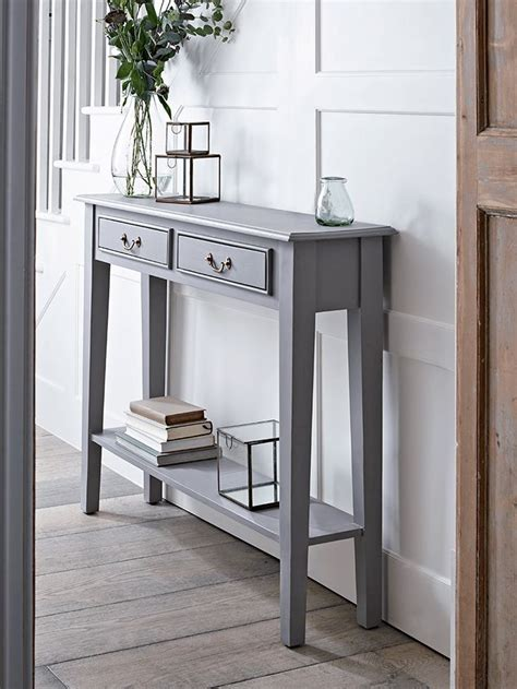 grey entryway table gray sofa table sofa tables living room value city