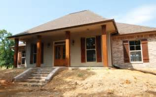 beautiful acadian house style country house plans hammond new orleans baton