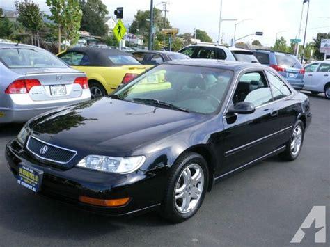 Acura 3 2 Cl For Sale by 1999 Acura Cl 2 3 For Sale In El Cerrito California