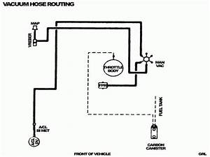 Ford F 150 4 9 Vacuum Hoses Diagram