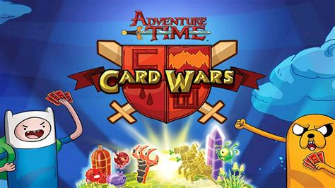 Adventure Time Card Wars - Universal - HD Gameplay Trailer ...