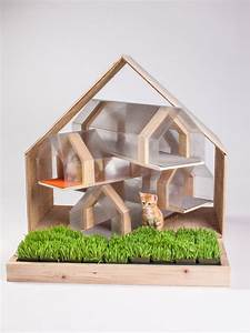 Designs for felines cool cat houses hgtv