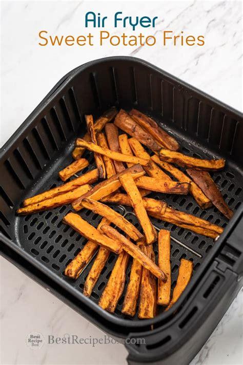 fryer air potato fries sweet recipe easy box bestrecipebox