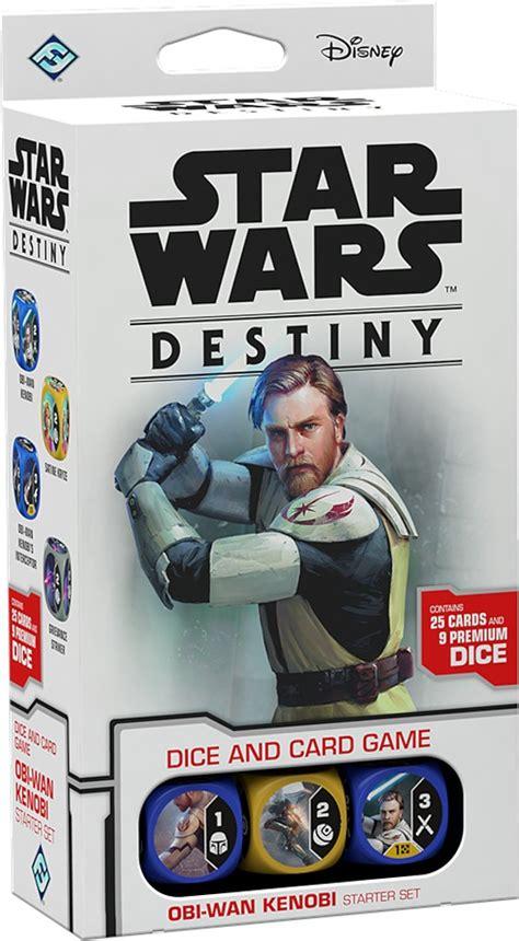 A finales de los años 1960 se desarrolló en estados unidos un nuevo concepto de juego.concretamente, el profesor de sociología del boston college william a. Star Wars: Destiny - Obi-Wan Kenobi ~ Juego de mesa ...