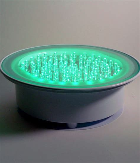 battery operated table ls lighting green led under table light base lighting battery operated