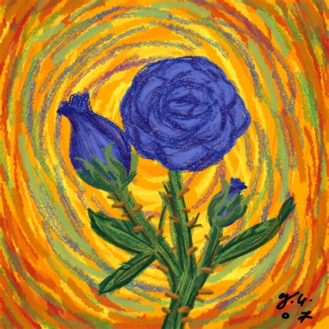 Expressionism Artworks by Blue Roses Expressionism By The Clockwork Crow On Deviantart