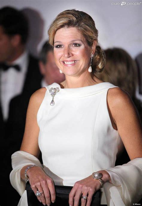 chambre de commerce pays bas la princesse maxima honorait le 23 janvier 2012 le dîner