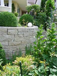 Natursteinmauern Im Garten : natursteinmauern garten brehm ~ Markanthonyermac.com Haus und Dekorationen