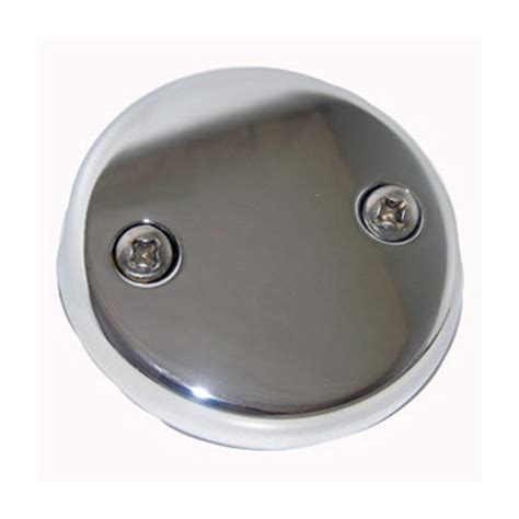 lasco    hole bathtub drain waste overflow face