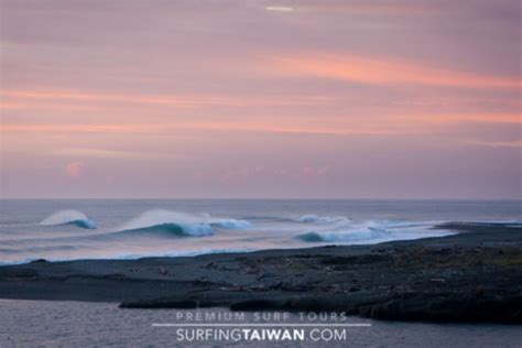 Surfing Taiwan - Gallery of Taiwan Surf Images
