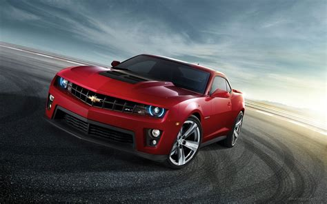 2012 Chevrolet Camaro Zl1 Wallpaper