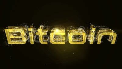 You've come to the right place. Particle Animation Of The Word Bitcoin Stock Video - Video of background, currency: 109178705