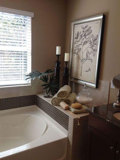 ideas  decorating  bathtub  pinterest