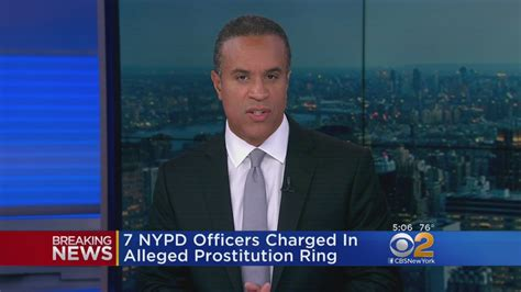 7 Nypd Officers Charged In Alleged Prostitution, Gambling