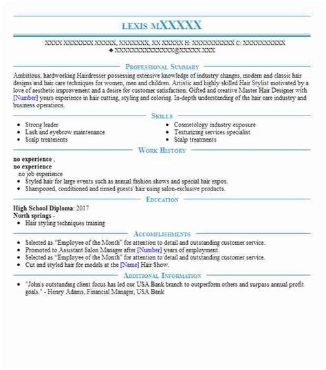 mba application resume sample   year experience