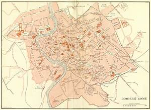 Mapping Rome