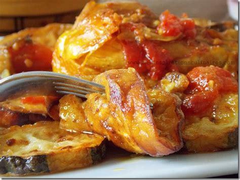 cuisine algerienne tajine poulet aux aubergines plat algerien tres facile