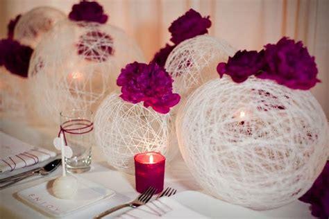 Pink Hanging Decorations - fuschia wedding decorations decoration