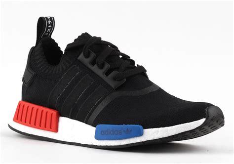 adidas nmd r1 primeknit black og release date