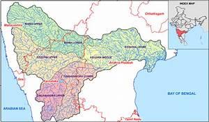 River Basins of India