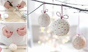 Handmade Christmas decorations that are easy to make