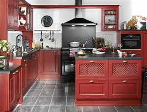 Ilots Central Cuisine : ilot central lapeyre lot central cuisine ~ Melissatoandfro.com Idées de Décoration