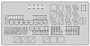 Toyota Sequoia Fuse Box Diagram