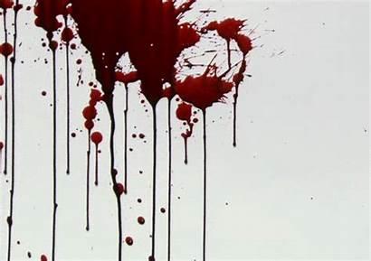 Blood Dripping Bloody Water Vampire Horror Dexter