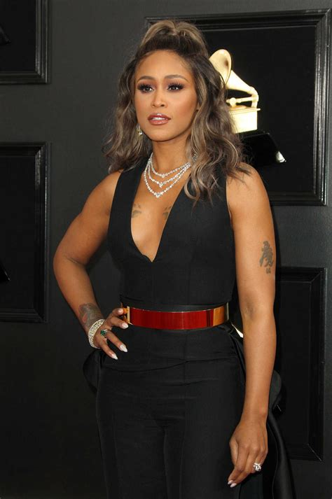 eve attends  st annual grammy awards