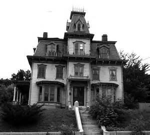 Spooky Looking Houses