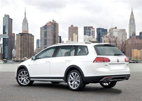 2019 Volkswagen Alltrack Mpg Wagon Vs Subaru Outback