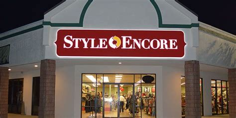 style encore gently used apparel franchise