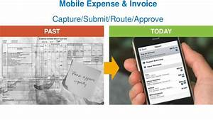 concur automated spend management optimize your business With concur invoice capture