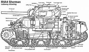 Panzerserra Bunker 35 Scale  M4  75  Dv Sherman Medium Tank  Direct