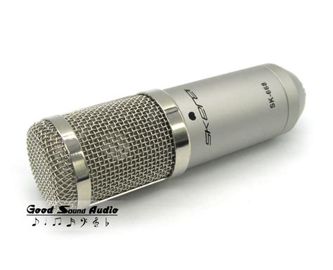 Professional Wired Condenser Recording Studio Microphone