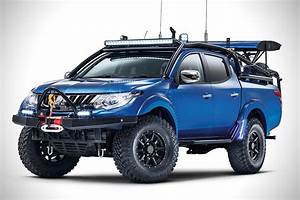 Mitsubishi L200 Desert Warrior HiConsumption