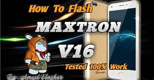 Cara Flash Maxtron V16 Tested 1000 Work Wiring Diagram