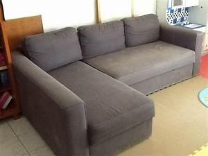 Ikea L Shaped Sofa Bed In Dubai UAE