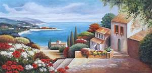 Beautiful Quadri Paesaggi Marini Ideas