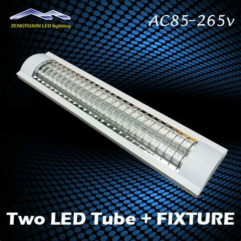 led tube light replacement 0 6m explosion proof two led tube lights replace