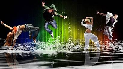 Youth Wallpapers Cool Dance Boys Motion Water