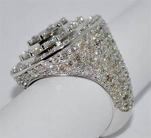 huge white gold diamond rings wedding promise diamond With huge diamond wedding rings