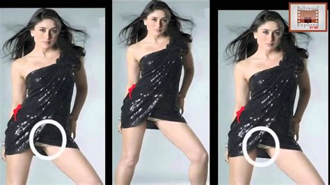 Watch Kareena Kapoor's Uncensored Wardrobe Malfunction