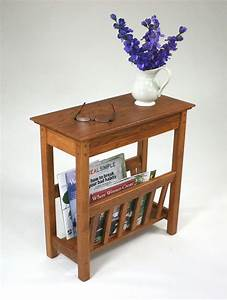 Wood Magazine End Table Plans - WoodWorking Projects & Plans