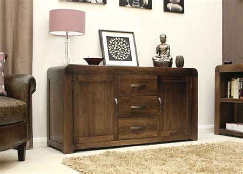 Sideboards For Living Room by Shiro Walnut Large Sideboard Shiro Living Room
