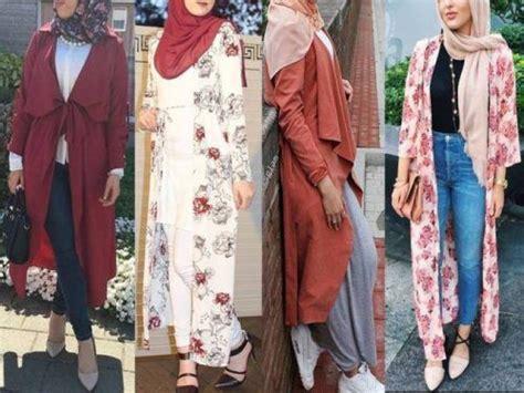 kimono  cardigan hijabtrendy hijab style