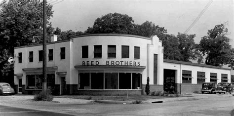 S Reed Brothers Dodge History