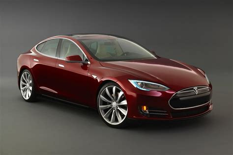 Tesla Car :  Portland Limo Service Adds Tesla Model S To